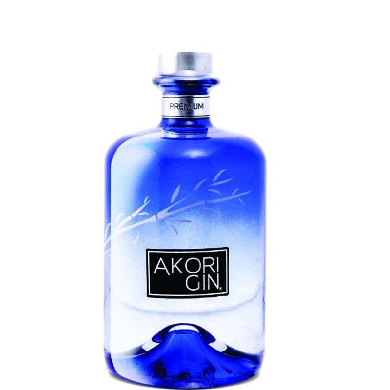 Gin Akori Premium Dry - Compagnia dei...