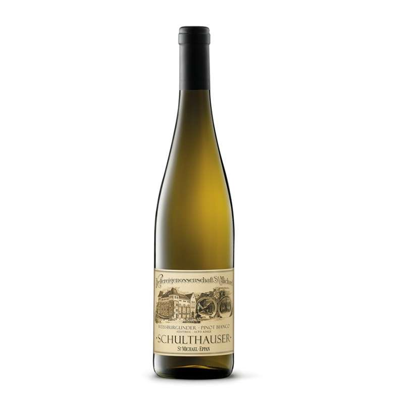 Pinot Bianco Schulthauser 2018 - San...