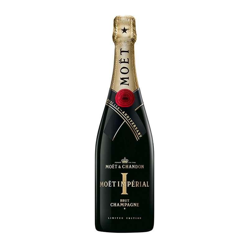 Champagne Moët Impérial Brut 150°...