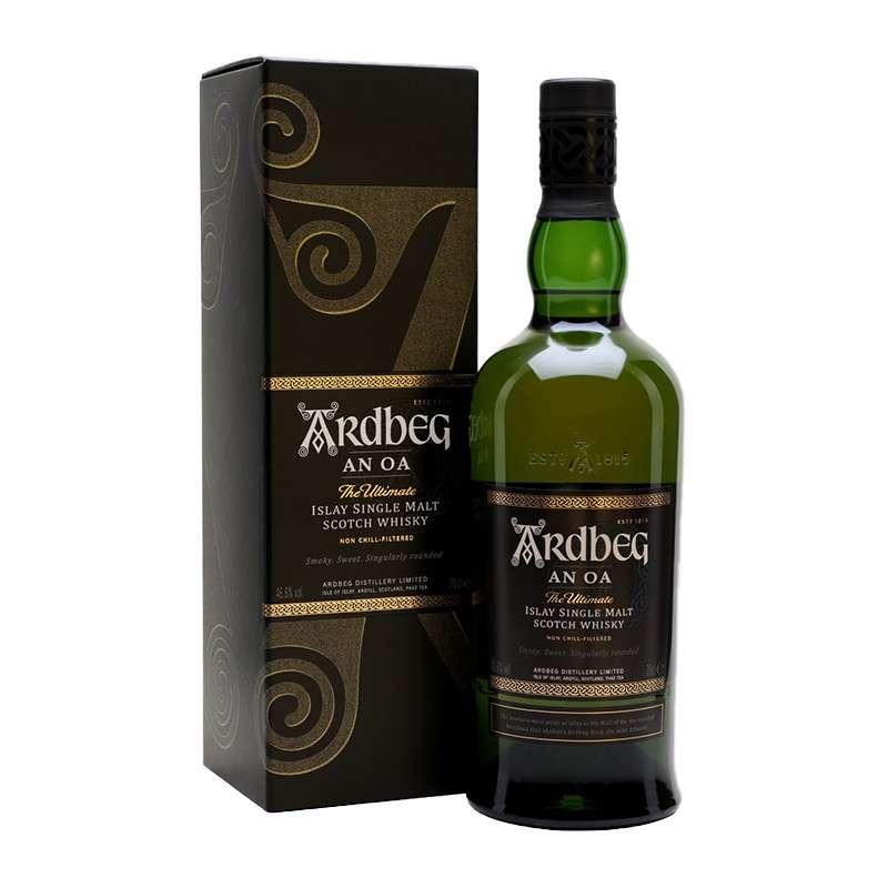 Whisky single Malt An oa - Ardbeg