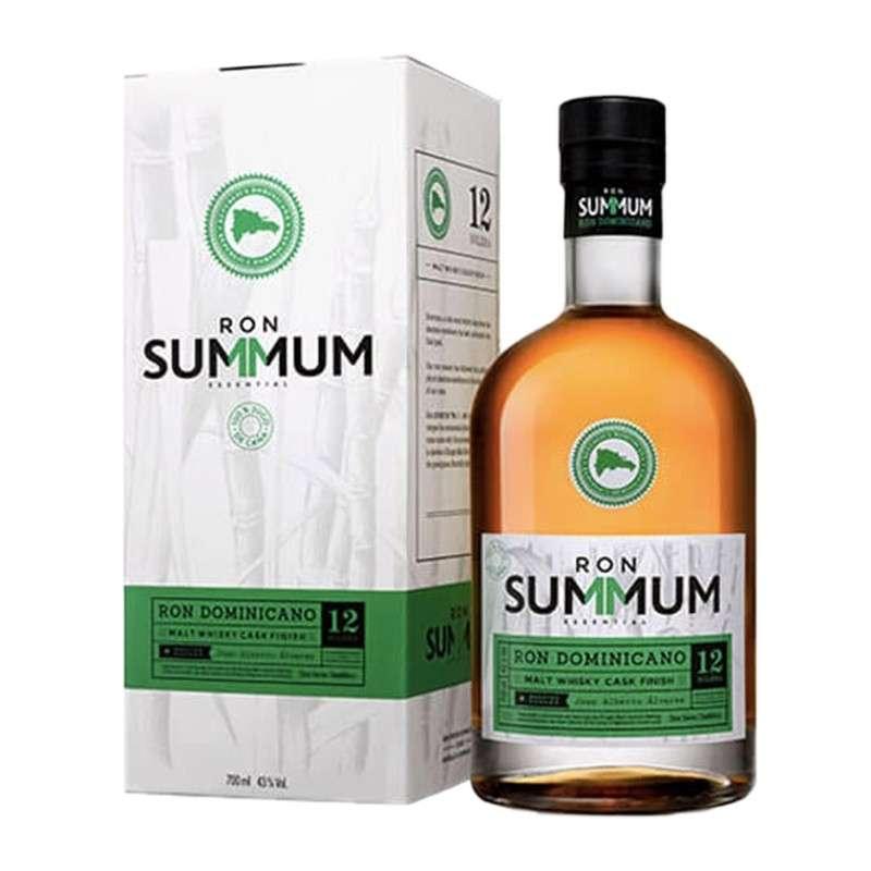 """Rum """"Ron Summum Whisky cask Finish 12..."""