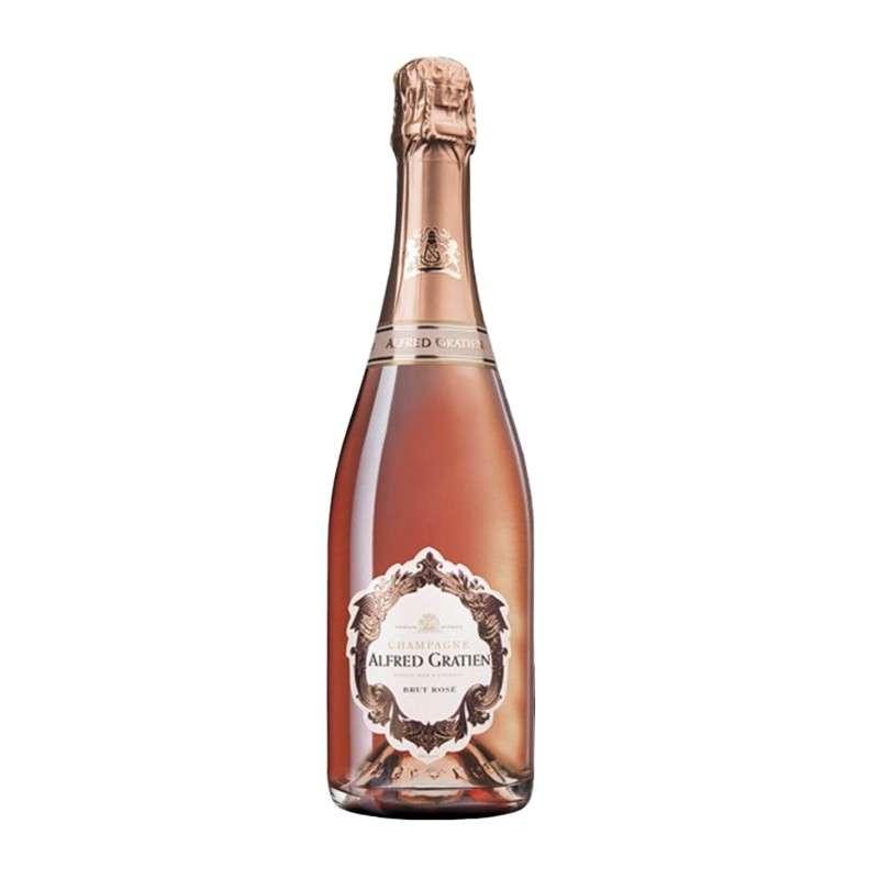 Champagne Brut Rosè - Alfred Gratien...
