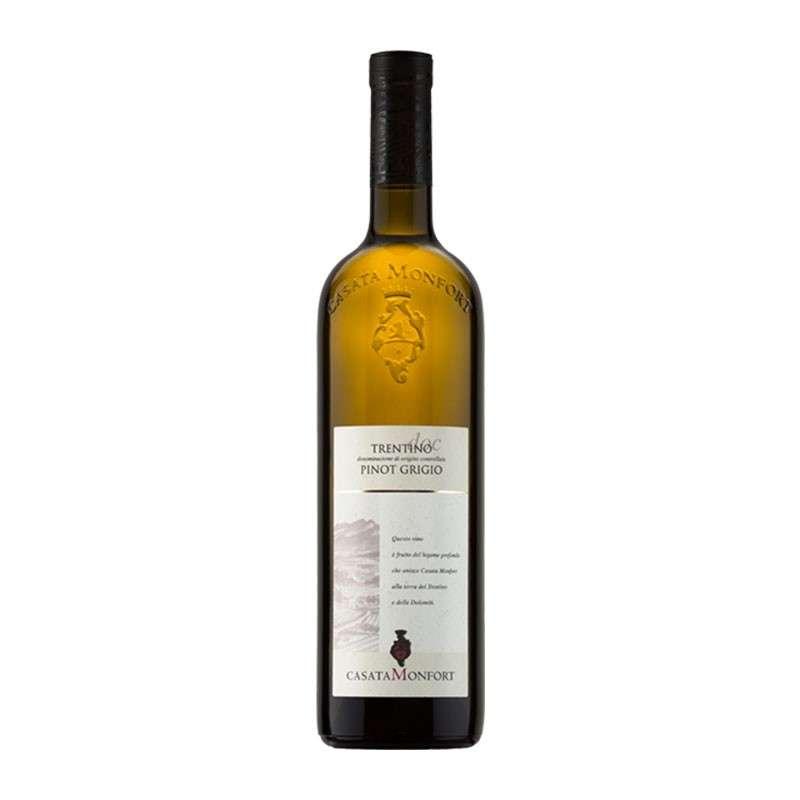 Pinot Grigio Trentino Doc 2020 -...
