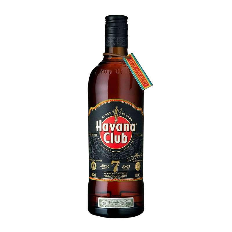 Ron de Cuba DOP Añejo 7 Anni Havana Club