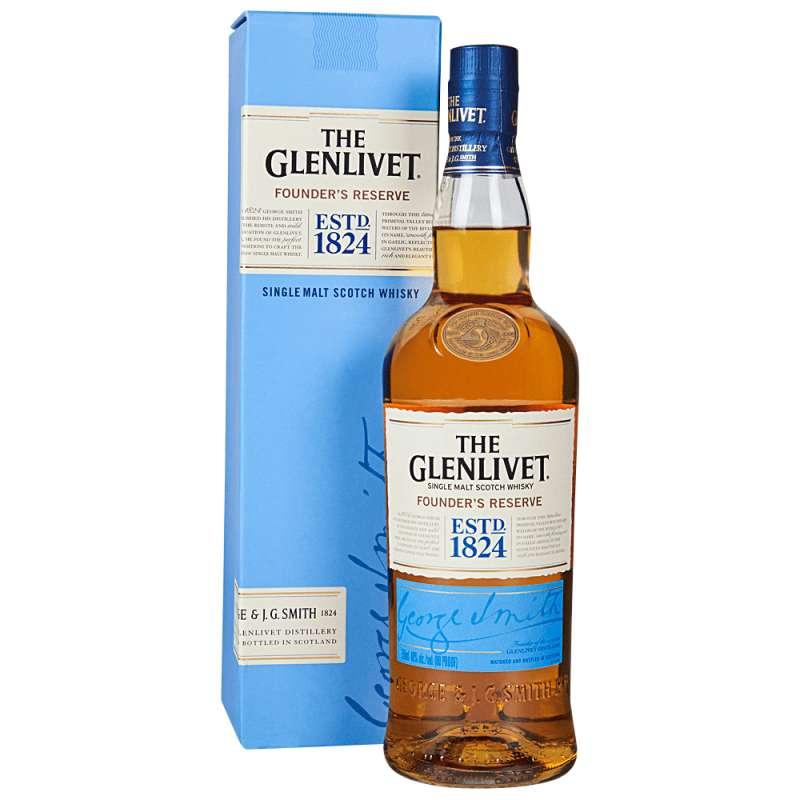 Whisky Single Malt Founder's Reserve...
