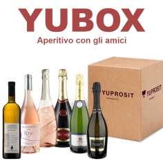 """Box Yuprosit """"Aperitivo con..."""