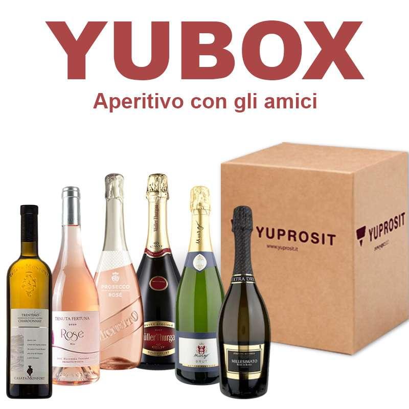 """Box Yuprosit """"Aperitivo con amici"""" 6..."""