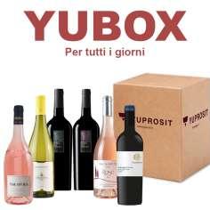 "Box Yuprosit ""Vino x tutti..."