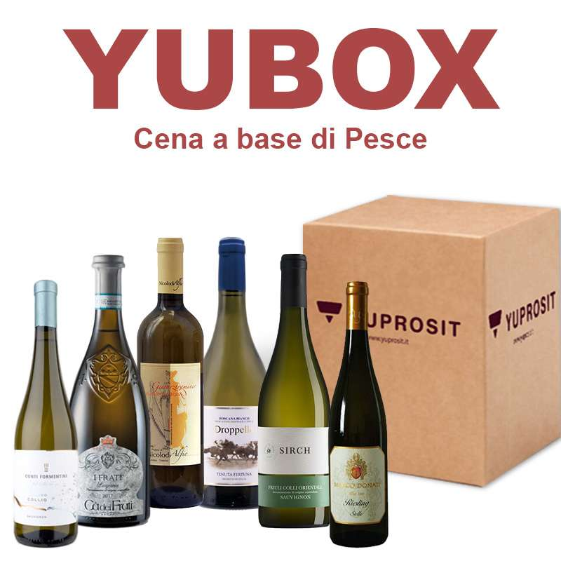 "Box Yuprosit ""Cena importante a base..."