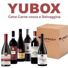 "Box Yuprosit ""Cena Carne..."