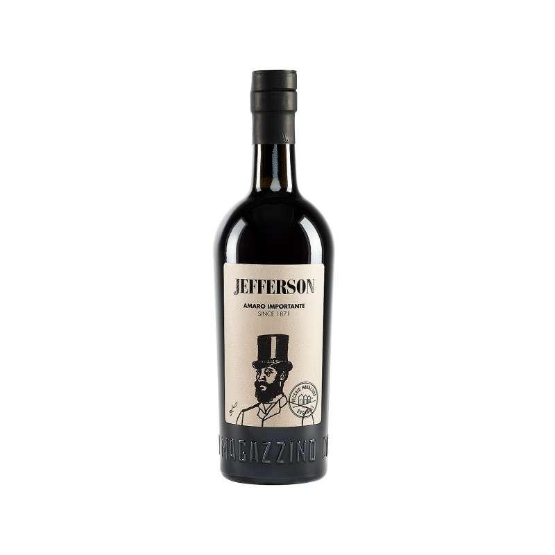 Liquore Jefferson Amaro Importante -...