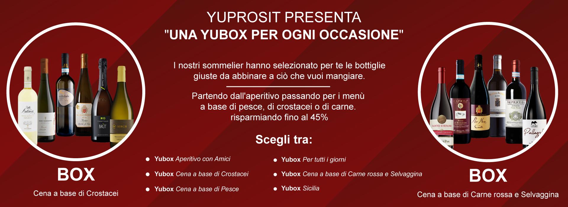 Nuove Box Yuprosit